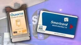 CI+ module + DELTA smartcard