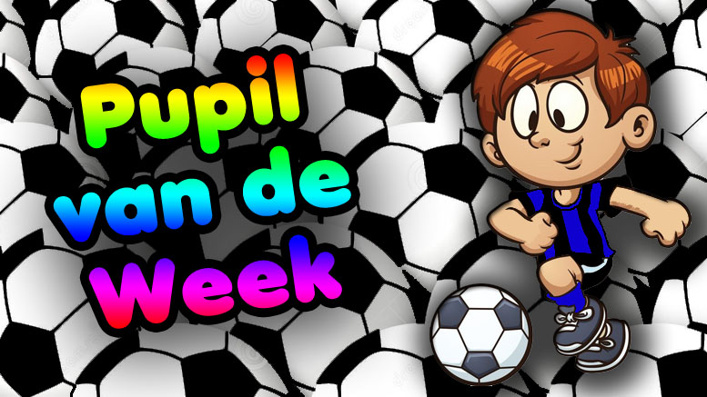 Logo Pupil van de Week