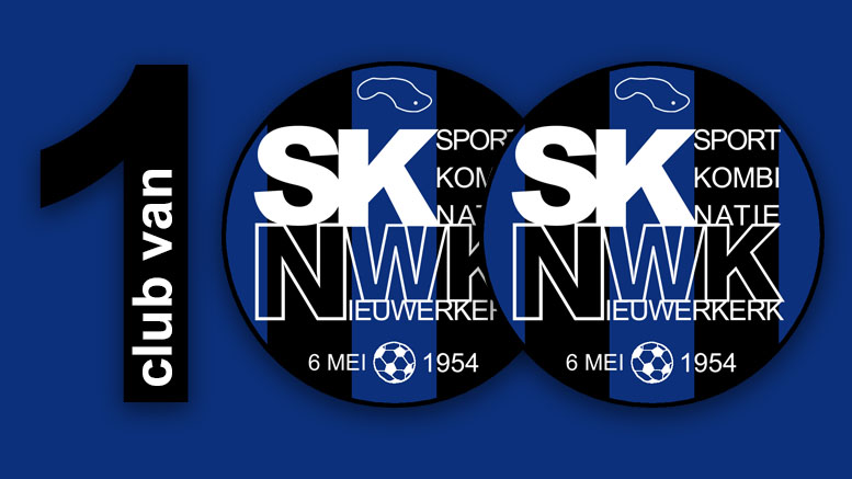 Logo S.K.N.W.K. Club van 100