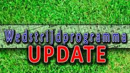Logo wedstrijdprogramma update