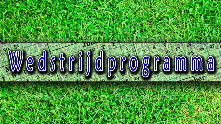 Logo wedstrijdprogramma