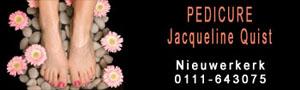 Pedicure Jacqueline Quist